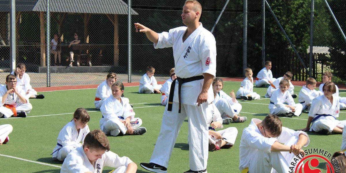Informacje Obóz Karate Poronin 2020